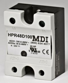 MDI Solid State Relay HPR48D100