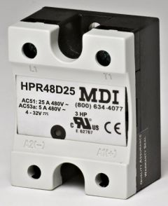 MDI Solid State Relay HPR48D25