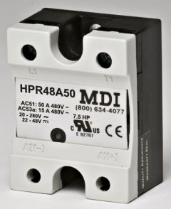 MDI Solid State Relay HPR48A50