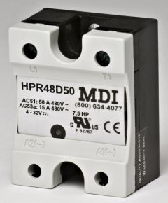 MDI Solid State Relay HPR48D50