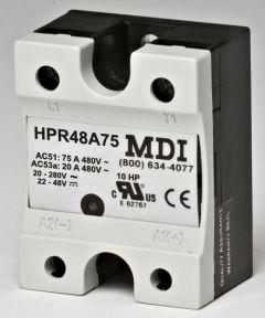 MDI Solid State Relay HPR48A75