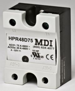 MDI Solid State Relay HPR48D75