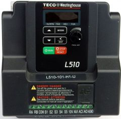 TECO Micro VF Drive for motors 3 HP, L510-403-H3-U